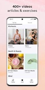 Bellabeat Screenshot