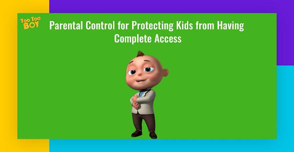 TooToo Boy  Show -  Funny Cartoons for Kids 1.81 Screenshots 3