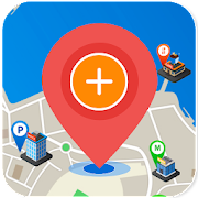 Places Map - Save & Share favorite places
