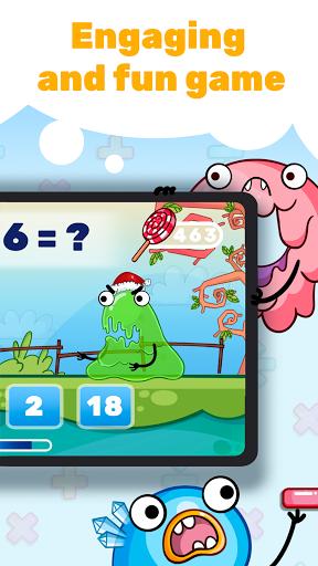 Fun Math: master math facts in cool game! 4.0.0 screenshots 2