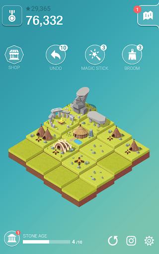 Age of 2048u2122: Civilization City Merge Games  screenshots 11