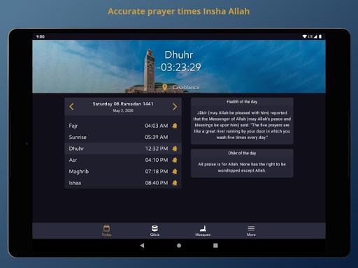 Salaat First (Prayer Times) 5.2.2 Screenshots 9