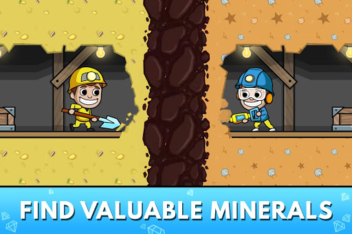 Idle Miner Tycoon: Mine & Money Clicker Management  screen 2