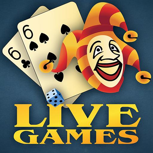 Joker LiveGames - free online card game
