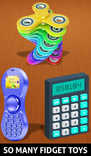 Anti stress fidgets 3D cubes - calming games  screenshots 12