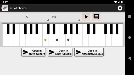 NDM - Piano (Learning to read musical notation) 5.3 screenshots 2