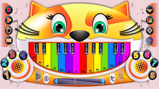 Meow Music - Sound Cat Piano 3.3.0 screenshots 1