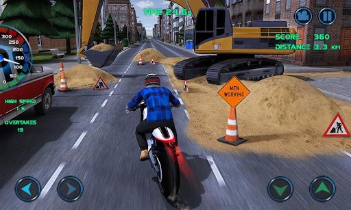 Moto Traffic Race 1.27 Screenshots 14