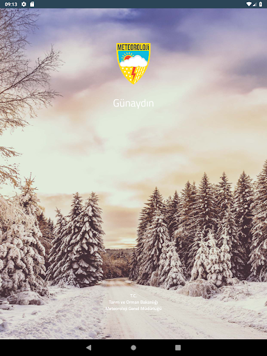 Meteoroloji Hava Durumu  Screenshots 9