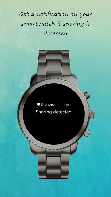 SnoreApp: snoring & snore analysis & detection  poster 5
