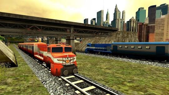 Train Racing Games 3D 2 Player MOD APK (Unlimited Money) 8