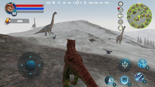 Carnotaurus Simulator 1.0.4 screenshots 5