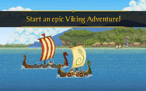 The Last Vikings screenshots 2