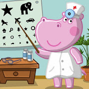 Kids Hospital: Eye Doctor