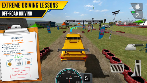 Race Driving License Test 2.1.2 screenshots 2
