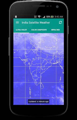 India Satellite Weather 5.0.6 Screenshots 3