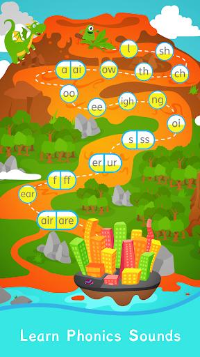 Read with Phonics -  Phonics Games  screenshots 1