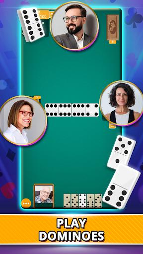 VIP Games: Hearts, Rummy, Yatzy, Dominoes, Crazy 8 3.7.5.88 screenshots 6