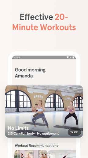 Gymondo: Fitness & Yoga  screenshots 4