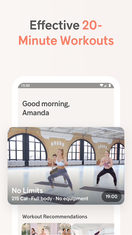 Gymondo: Fitness & Yoga. Get fit & feel happy  poster 3