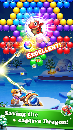 Bubble Shooter - Addictive Bubble Pop Puzzle Game apktram screenshots 4