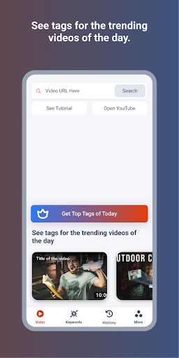 Youtags Pro: Find Tags for Videos, SEO Tags Finder apktram screenshots 1