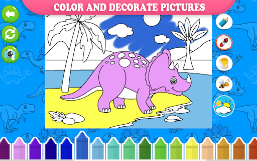 Dinosaur Puzzles for Kids  screenshots 11