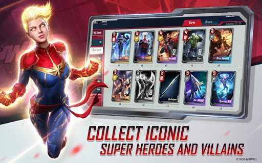 MARVEL Duel 1.0.64574 screenshots 17