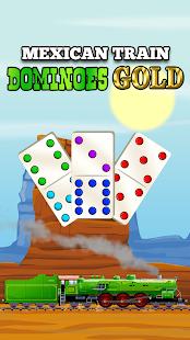 Mexican Train Dominoes Gold 2.0.9-g Screenshots 5