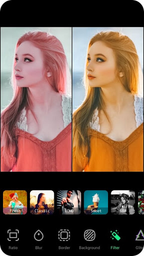 Pic Collage Photo Editor & Beauty Selfie Cam  Screenshots 5
