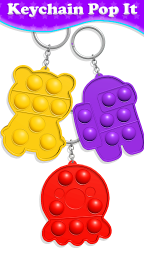 Fidget Toys Pop It Anti stress and Calming Games  screenshots 16