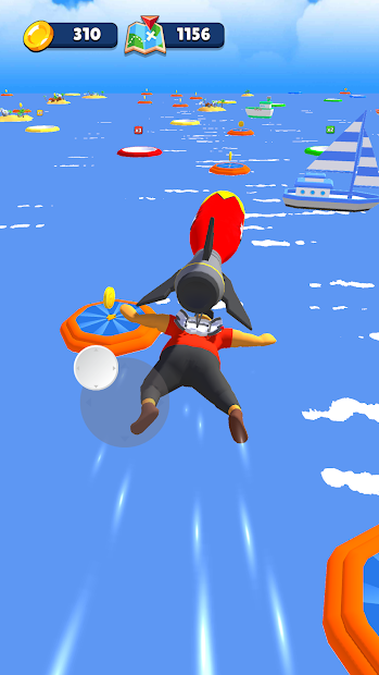 Sumo Jump: Hero Flight