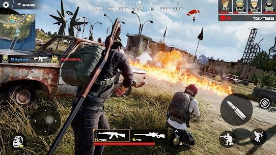 Commando Strike 2021: Free Fire FPS – Cover Strike 5