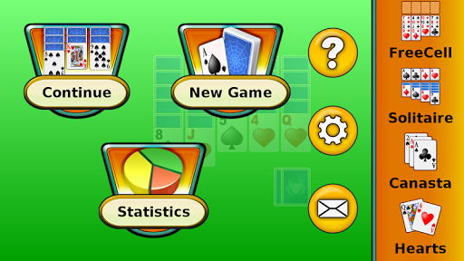 Spider Solitaire 1.18 Screenshots 6