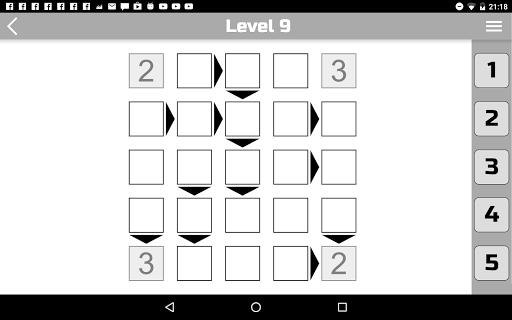 Futoshiki screenshots 11