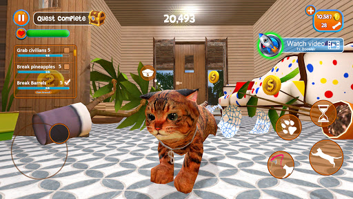 Virtual Puppy Simulator - Pet Dog Family Adventure 2.9 screenshots 21