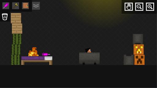 Stick Ragdoll Playground: Human Craft android2mod screenshots 6
