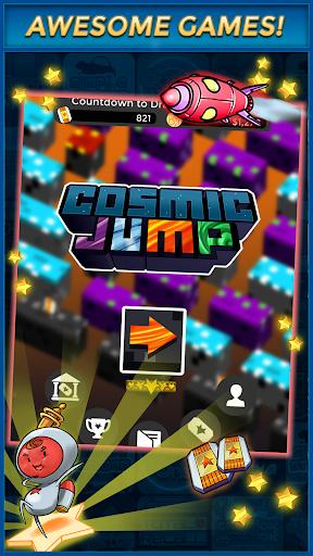 Cosmic Jump - Make Money Free  screenshots 3