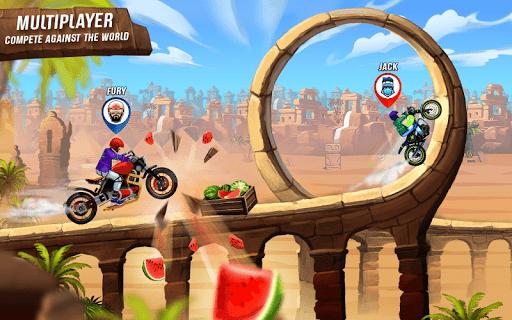 Rush To Crush New Bike Games: Bike Race Free Games  screenshots 13