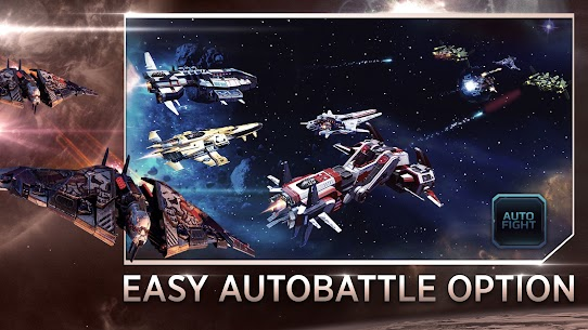 Star Conflict Heroes 3D RPG Online Mod Apk (Unlimited Money) 5
