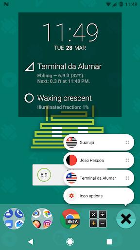 Tide Tables Brazil 7.7.2021.1 Screenshots 1