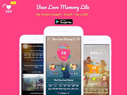 Been Love Memory Lite – Love Counter Lite 2020 1