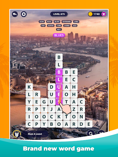 Word Surf - Word Game 3.0.0 screenshots 6