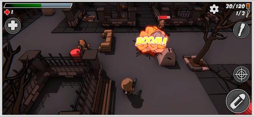 Mini Soldiers: Battle royale 3D screenshots 13