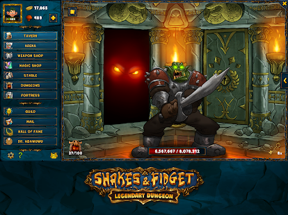 Shakes and Fidget 9.000.210623.7 Screenshots 13