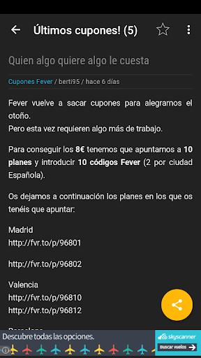 Coupons Fever 1.4 Screenshots 2