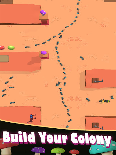 Ant Colony 3D: The Anthill Simulator Idle Games 2.3 screenshots 10