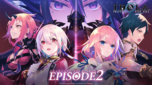 Idola Phantasy Star Saga apklade screenshots 1