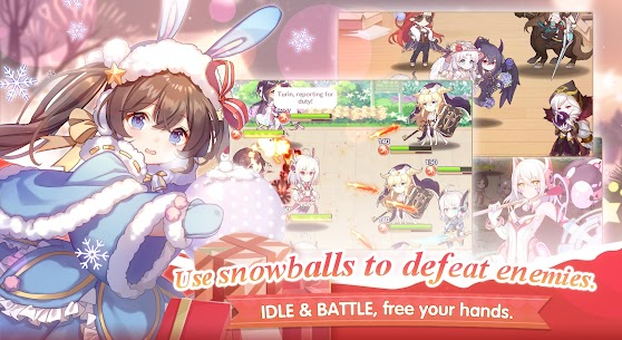 Girls X Battle 2 3
