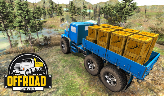 Offroad Driver Cargo Trucker screenshots 6